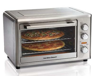 Hamilton Beach 31103A Countertop Oven with Convection and Rotisserie