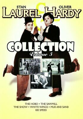 Laurel And Hardy Collection - Vol. 5 [DVD] - DVD  4OVG The Cheap Fast Free Post