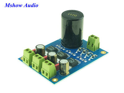 LT1963A Low noise three-way DC OUTPUT Regulator power supply for HIFI XMOS DAC