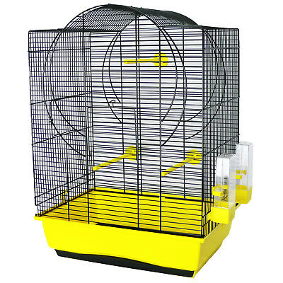 Pet Ting Holmes Luxury Large Bird Cage Yellow Finch Canary Budgie Cockatiel Etc