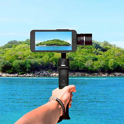 Gimbal 3-Axis Handheld Rotation Stabilizer Selfie Stick for Phone Action Camera