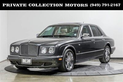 2008 Bentley Arnage  2008 Bentley Arnage R Clean Carfax 40k Original Miles Well Kept