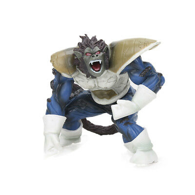 Japan Cartoon Dragon Ball Z Ape Vegeta Monkey King Kong Action Figure Toy