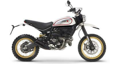 2018 Ducati Scambler Desert Sled Pre Reg Bike - NATIONWIDE DELIVERY AVAILABLE
