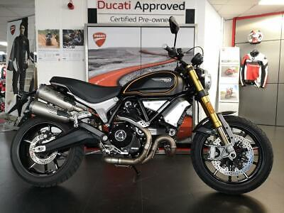 2018 Ducati Scrambler 1100 Sport Ex Demo Bike - NATIONWIDE DELIVERY AVAILABLE