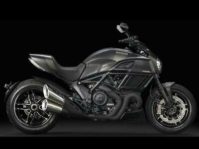 2018 Ducati Diavel Carbon Ex Demo Bike - NATIONWIDE DELIVERY AVAILABLE