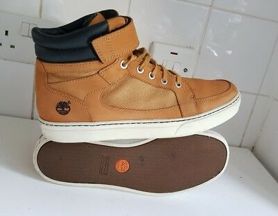 Timberland 43 Size Inch 5 Uk 9 Shoes Brown 3153r Wheat White