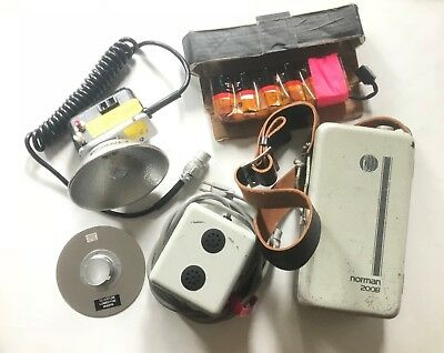Norman 200b With Charger and Two Batteries