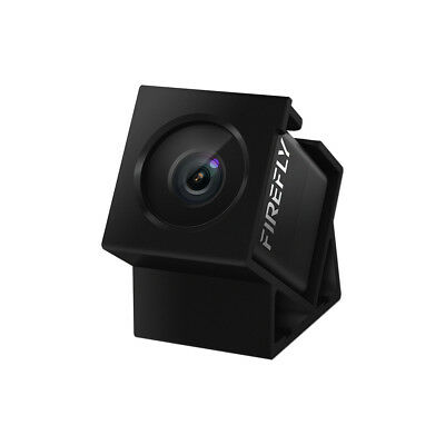 Hawkeye Firefly Micro 1080P 30FPS Mini Action Camera for FPV Racing Drones Black