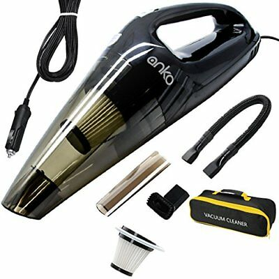 Upgraded Car Vacuum Cleaner High Power 120W Wet&Dry Handheld Auto with 15FT