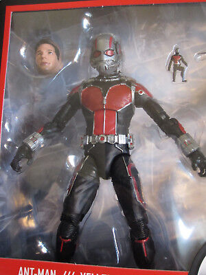 "Marvel Legends 6"" MCU Studios the First Ten Years Ant-Man w/Paul Rudd Head New"