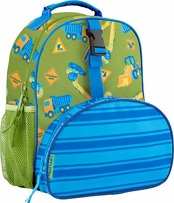 Stephen Joseph All Over Print Mini Backpack, Construction