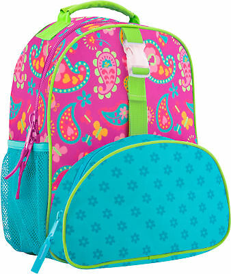 Stephen Joseph All Over Print Mini Backpack, Paisley