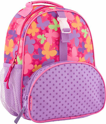 Stephen Joseph All Over Print Mini Backpack, Butterfly