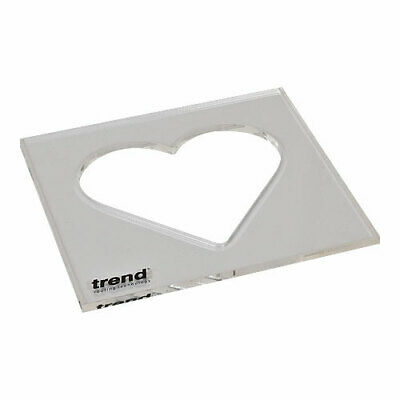 Trend Template Inlay Heart