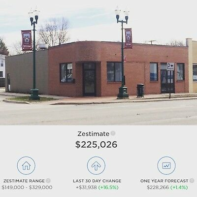 Fully equipped Restaurant & Open Floor Office - Downtown Wayne, MI - 2 for 1! NR