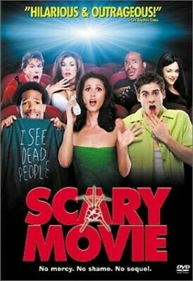 Scary Movie [DVD] [2000] [NTSC] - DVD  WQVG The Cheap Fast Free Post