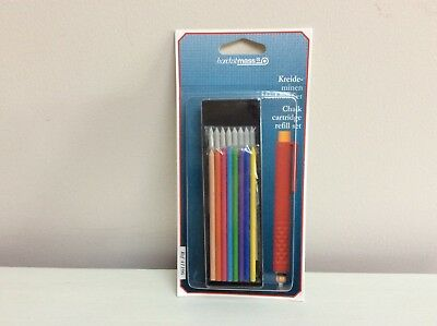 Tailors Chalk Marking Cartridge Pencil Set REFILL