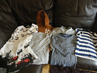 Boys Clothing Bundle 4-6 Years Zara Joules H & M Next 7 Items All Clean Vgc