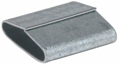 """PAC Strapping PT68C 3/4"""" Overlap Seals (Push Type) for Steel Strapping (2500)"""