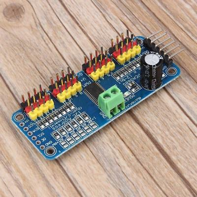 PCA9685 16Channel 12bit PWM Servo motor Driver I2C Module For Arduino Robot TR