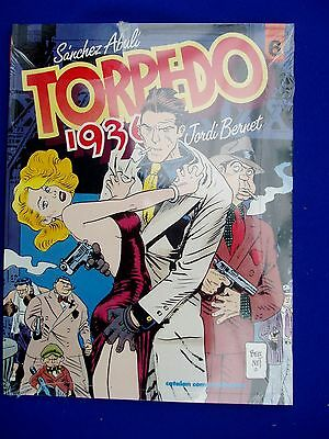 Torpedo 1936 no 6.Sanchez Abuli & Jordi Bernet. 1st. (1990). New factory sealed.