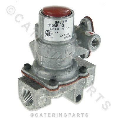"H15Ar-3 Baso Gas Safety Valve 3/8"" Ffd Fsd Flame Failure Device For Oven / Grill"