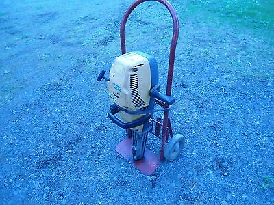"Atlas Copco FB60-S Gas Powered Jack Hammer ""Local pickup ONLY"""