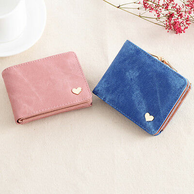 Woman Wallet Small Hasp Coin Purse For Women Luxury Leather Female Wallet 8C