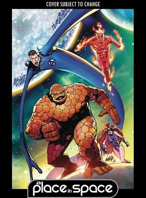 Deadpool, Vol. 6 #3B - Return Of Fantastic Four Variant (Wk31)