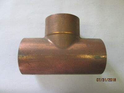 Copper Tee 4 Inch