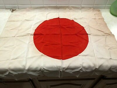 "Japanese Silk Flag - 28"" x 32"""
