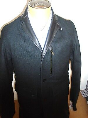 Barbour International & White Mountaineering Riggyari Wool Jacket NWT Large $899
