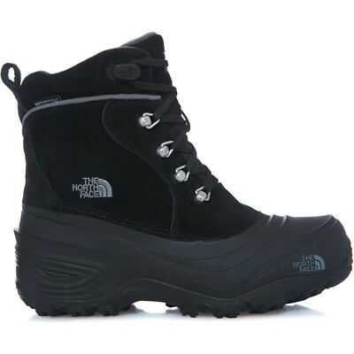 The North Face Bota Trekking Niño Youth Chilkat Lace 2 Negr