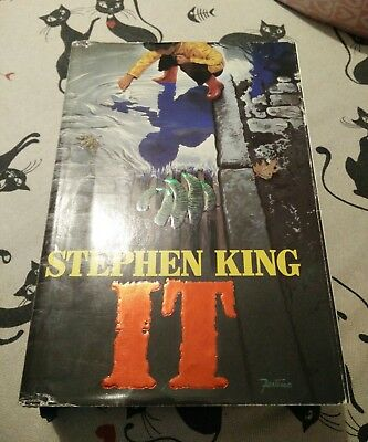 Libro di IT stephen king Euroclub