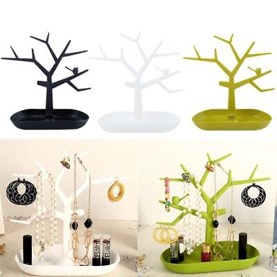 Tree Branch Shape Jewelry Display Earring Bracelet Necklace Ring Display Stand