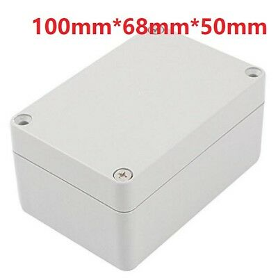 ABS PLASTIC ELECTRONIC PROJECT BOX ENCLOSURE HOBBY CASE SCREW 3.9''x2.6''x2''