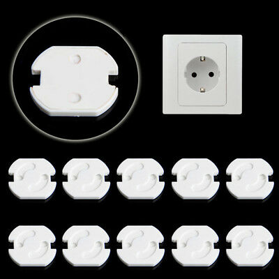 Safety Outlet Plug Protector Covers Child Baby Proof Electric Shock Guards New
