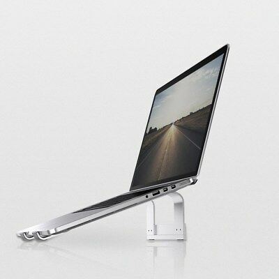Practical Anti-slip Durable Laptop Stand Aluminum Alloy Ventilated Stand Riser