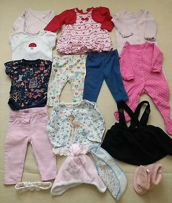 24110a676 BUNDLE CLOTHES BABY Boy 6-9 Months Disney H M Early Years 1318 - EUR ...