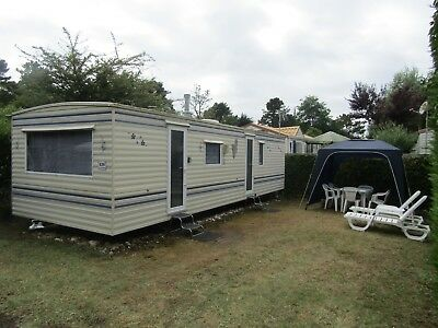 Vendee France - 2 Bed Home To Let - 4* Les Amiaux Holiday Park - May 11/18 -£195