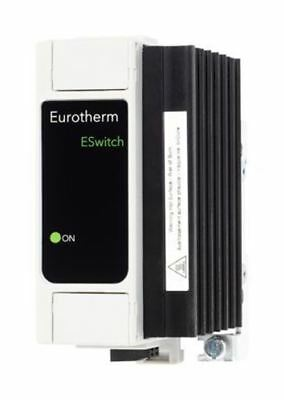 Eurotherm 25 A Solid State Relay, DC, DIN Rail Power Switch, 240 V Maximum Load