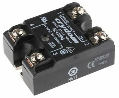 Sensata / Crydom 25 A Solid State Relay, Zero Cross, Panel Mount SCR, 280 V rms