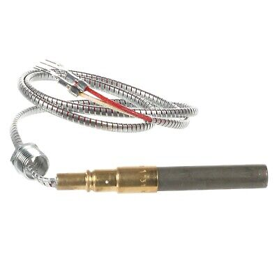 Gas Fryer Thermopile Thermocouple 2 Wire Imperial Elite Frymaster Dean Pitco Tp6
