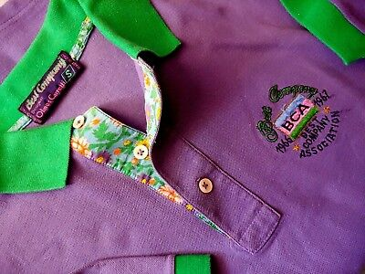 POLO vintage 80's BEST COMPANY Olmes Carretti tg.S made in Italy
