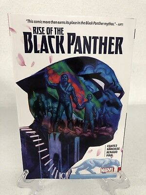 Rise of the Black Panther Col #1-6 Marvel Comics TPB Trade Paperback Brand New