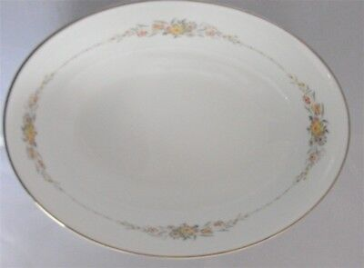 NORITAKE Gina Oval Serving Vegetable Bowl/ Dish