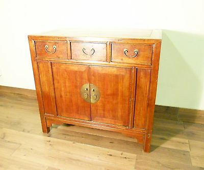 Antique Ming Sideboard (5705), Cunninghamia Wood, Circa 1800-1849