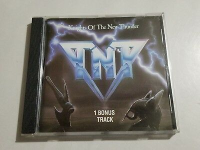 Knights of the New Thunder by TNT (Heavy Metal) (CD, 1984, Mercury)