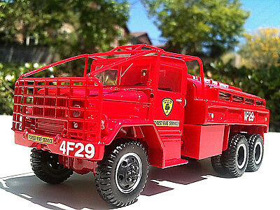 Corgi M35 2.5 Ton Brush Truck New Jersey Forest Fire Service US 50207 1/50 scale